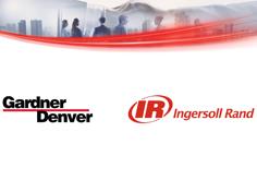 Gardner Denver та промисловий сигмент компанії Ingersoll Rand завершили злиття