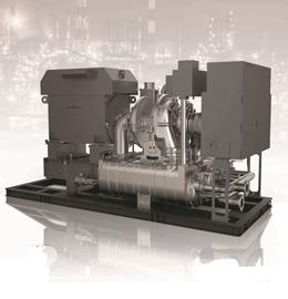 Відцентрові повітряні та газові компресори