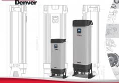 Нові осушувачі GDX10N - GDX50N від Gardner Denver