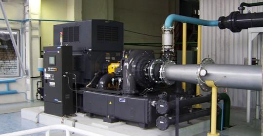 Компанія Компрессорс Інтернешнл задає нові стандарти для металургії