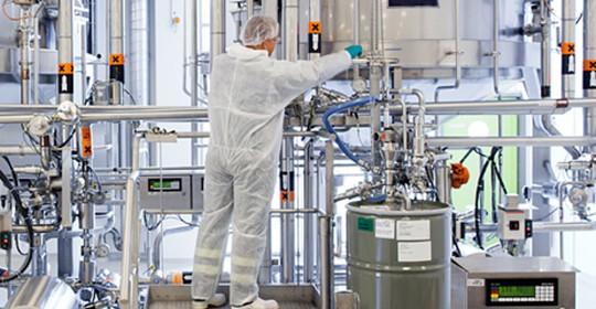 Інноваційні технології для передових і сучасних хімічних виробництв