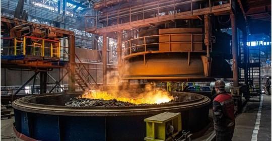 """Компанія """"Компрессорс Інтернешнл"""" задає нові стандарти для металургії"""