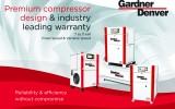 Нові масляні компресори, 7-11Kw від Gardner Denver. Впровадження нового асортиме...