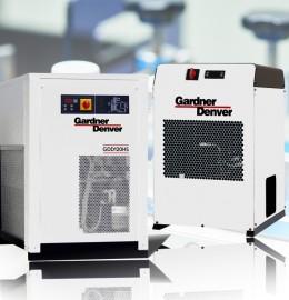 Рефрижераторні осушувачі стисненого повітря та газів