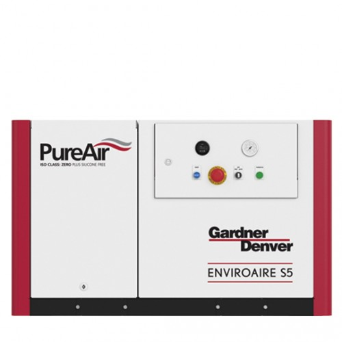 Компресори з технологією oil-free EnviroAire S