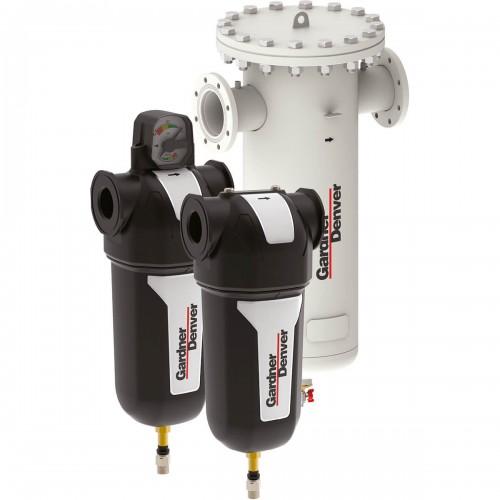 Cуцільнолиті фільтри серії GDF з продуктивністю 0,5 – 45 м3/хв