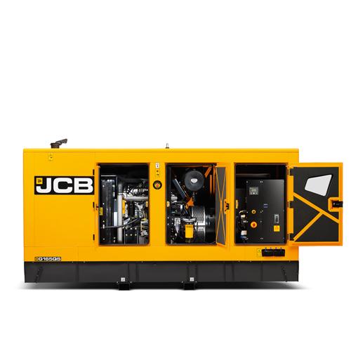 Дизельні генератори потужністю від 105 до 657 кВА